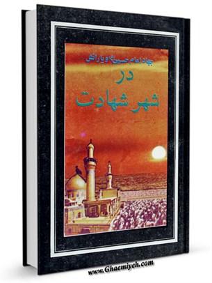 جهاد امام حسین علیه السلام و یارانش در شهر شهادت