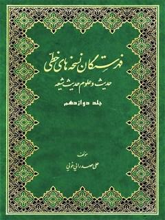 فهرستگان نسخه های خطی حدیث و علوم حدیث شیعه جلد 12