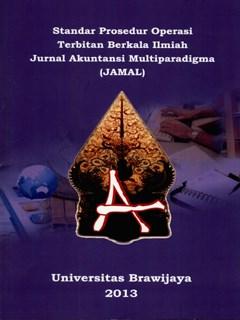 standar prosedur operasi terbitan berkala ilmiah jurnal akuntansi multiparadigma (jamal)