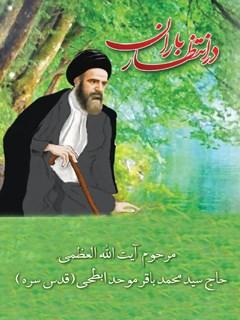 در انتظار باران : دعای باران مرحوم آیت الله العظمی حاج سید محمد باقر موحد ابطحی قدس سره