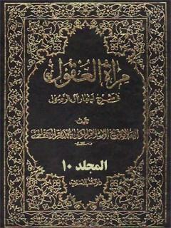 مرآه العقول في شرح اخبار آل الرسول ( عليهم الصلاه و السلام ) جلد 10