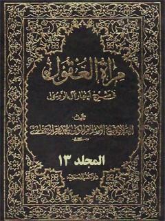 مرآه العقول في شرح اخبار آل الرسول ( عليهم الصلاه و السلام ) جلد 13